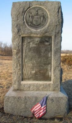 Battery L, 1st New York Light Artillery Monument image. Click for full size.