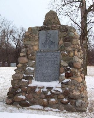 Catahecassa Monument image. Click for full size.