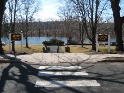 Peapack- Gladstone Liberty Park image. Click for full size.