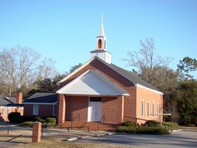 Sampit United Methodist Church image. Click for full size.
