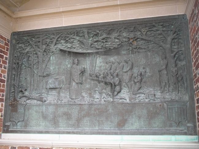 Detail of the Hunt Shrine image. Click for full size.