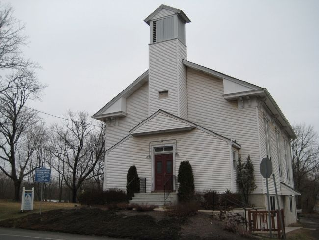 Linvale Methodist Episcopal Church image. Click for full size.