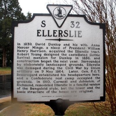 Ellerslie Marker image. Click for full size.