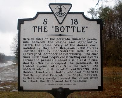 "The ""Bottle"" Marker image. Click for full size."
