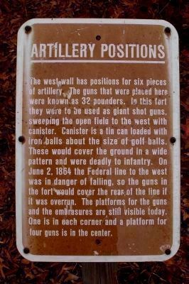 Artillery Positions image. Click for full size.