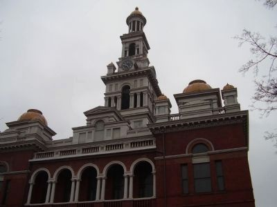 Sevier County Courthouse image. Click for full size.