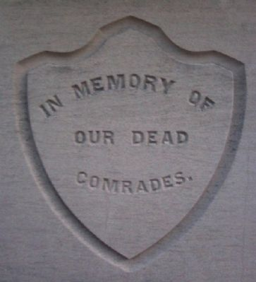 In Memory of Our Dead Comrades. image. Click for full size.