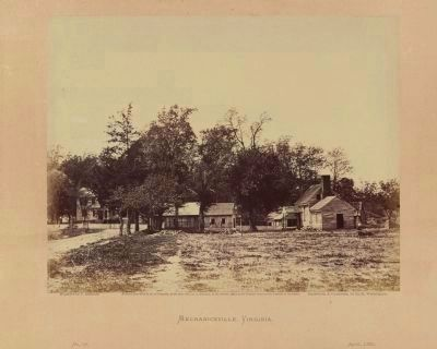 Mechanicsville, Va. <i> Library of Congress [LC-B811-0909]</i> image. Click for full size.