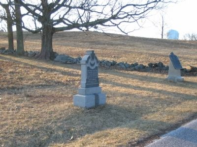 153rd Pennsylvania Monument image. Click for full size.