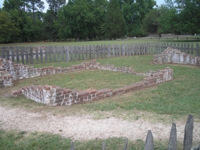 Foundations at Jamestown image. Click for full size.