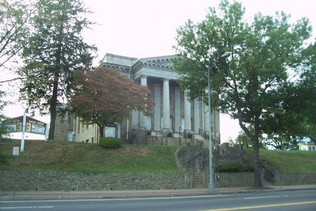 """The Rock"" - Emory United Methodist Church image. Click for full size."