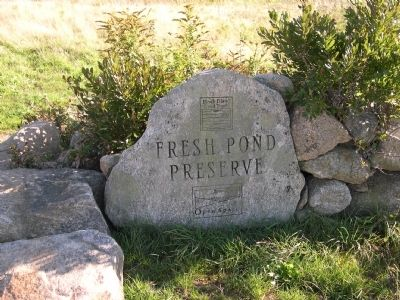 Fresh Pond Preserve image. Click for full size.