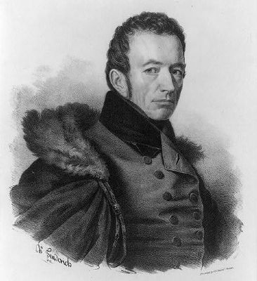 Joel Roberts Poinsett (1779-1851) image. Click for full size.