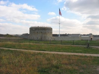 Fort Snelling image. Click for full size.