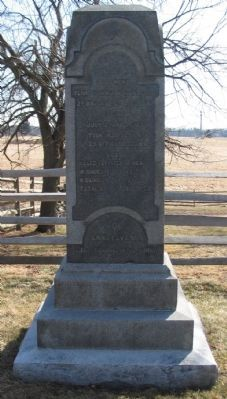 106th Pennsylvania Volunteers Monument image. Click for full size.