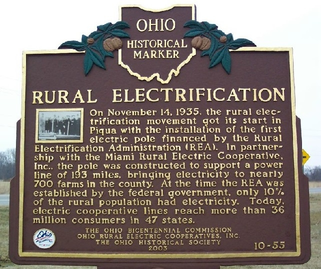 Rural Electrification Marker