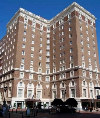 Poinsett Hotel image. Click for full size.