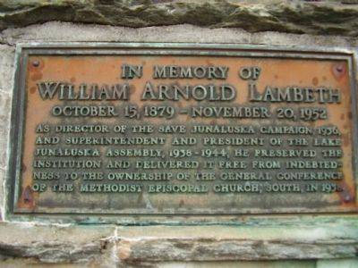 Willian Arnold Lambeth image. Click for full size.