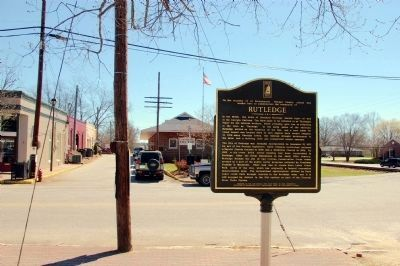 Rutledge Marker image. Click for full size.