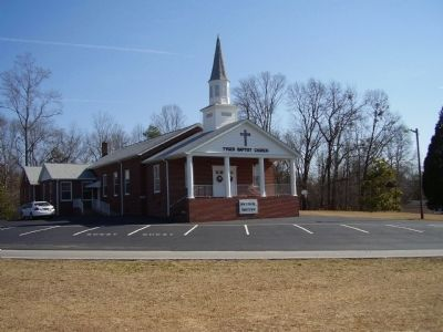 Tyger Baptist Church image. Click for full size.