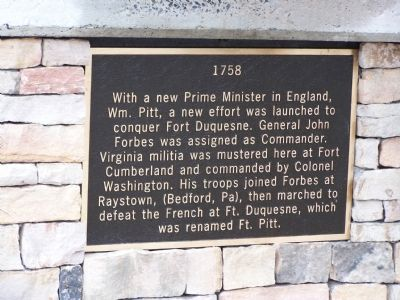 1758 Plaque image. Click for full size.