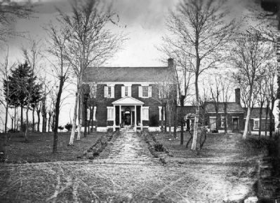 The Liberia Plantation House image. Click for full size.