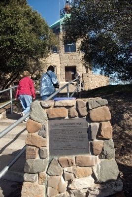 Mount Diablo National Natural Landmark Marker image. Click for full size.