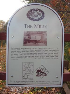 The Mills Marker image. Click for full size.