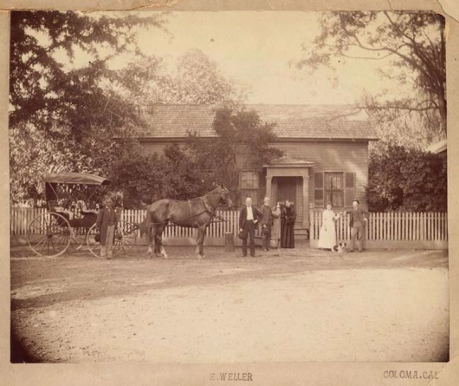Weller House image. Click for full size.