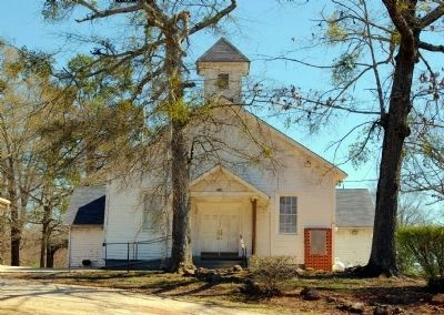 Flat Rock Baptist Church image. Click for full size.