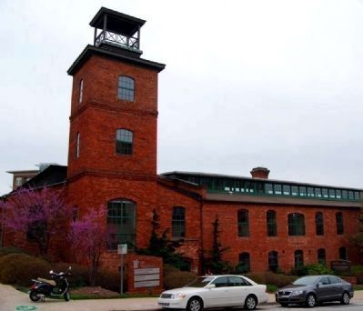 Huguenot Mill image. Click for full size.