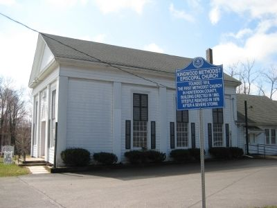 Kingwood Methodist Episcopal Church image. Click for full size.