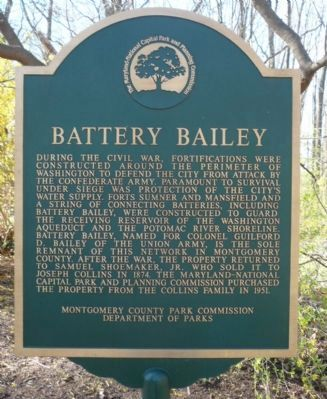 Battery Bailey Marker image. Click for full size.