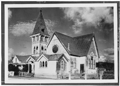 Methodist Episcopal Church of Pescadero image. Click for full size.