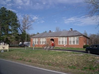 Gravel Hill Community Center. image. Click for full size.