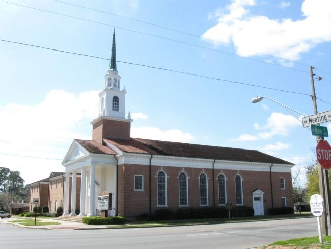 Pioneer Hickstown Baptist Church image. Click for full size.