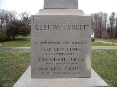 """Lest We Forget"" image. Click for full size."
