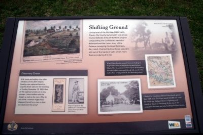 Shifting Grounds CWT Marker image. Click for full size.