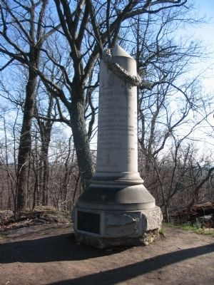 5th Pennsylvania Reserves Monument image. Click for full size.