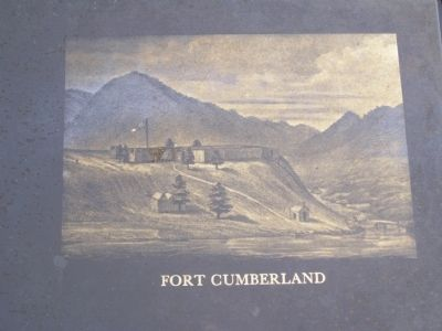 Fort Cumberland image. Click for full size.