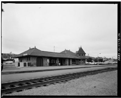 San Carlos Station - image. Click for more information.