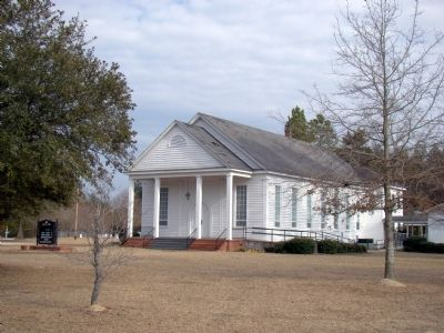Catfish Creek Baptist Church image. Click for full size.