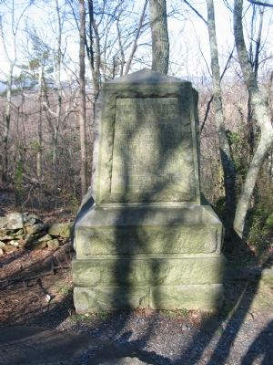 20th Maine Regiment Monument image. Click for full size.