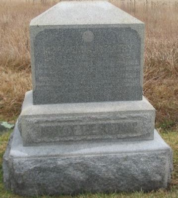 143rd Pennsylvania Infantry Monument image. Click for full size.