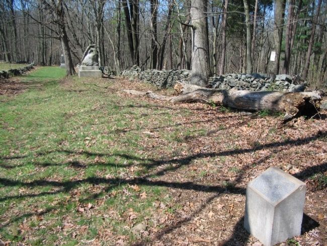 Right Flank of the 7th Maine image. Click for full size.