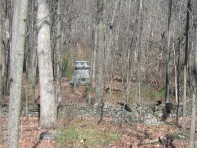 Winegar's Battery Monument image. Click for full size.