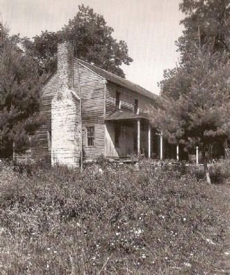 Summer Home of Joel and Mary Poinsett image. Click for full size.