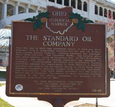 The Standard Oil Company image. Click for full size.