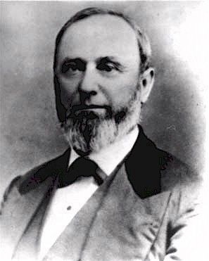 Thomas C. Gower<br>Mayor of Greenville (1870-1871) image. Click for full size.
