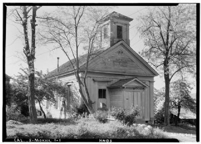 Congregational Church image. Click for more information.